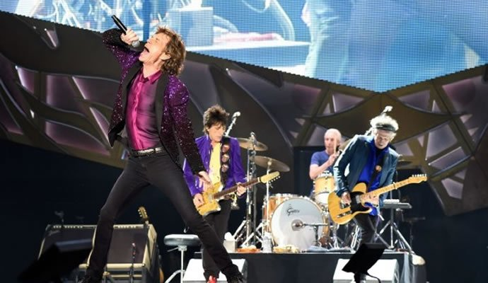 The Rolling Stones estarán en Colombia en 2016