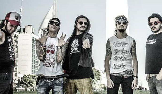Skampida, banda de rock bogotana