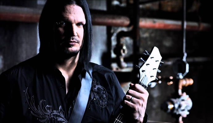 Dan Donegan, guitarrista de Disturbed