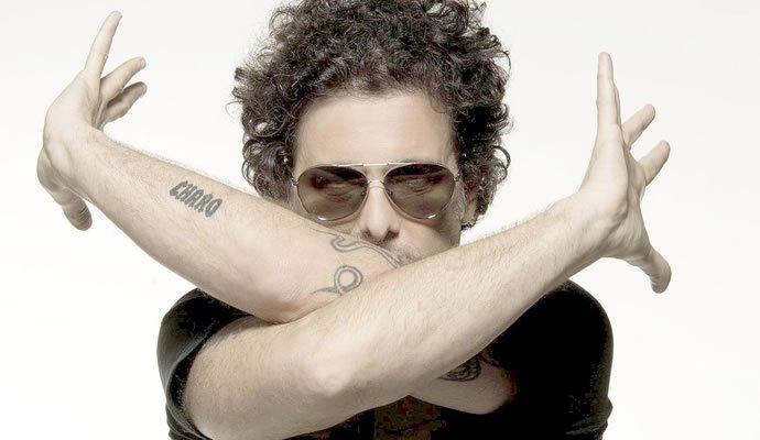 Andrés Calamaro nació el 22 de agosto de 1961