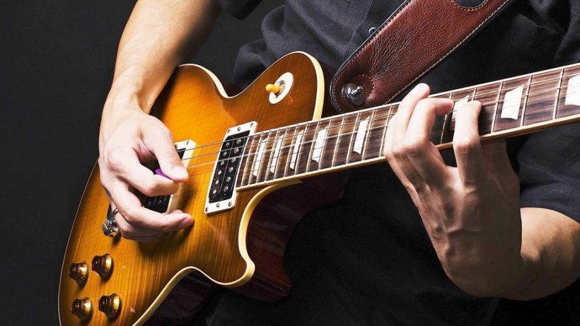Aprende a afinar tu guitarra eléctrica