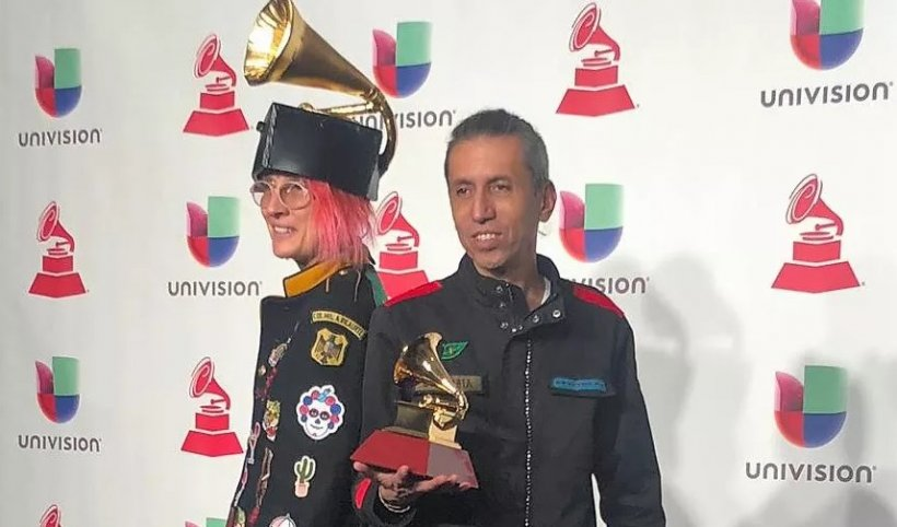 Aterciopelados gana Grammy Latino 2018