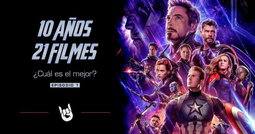 ¿Cuál es la mejor película de la saga de Avengers de Marvel?