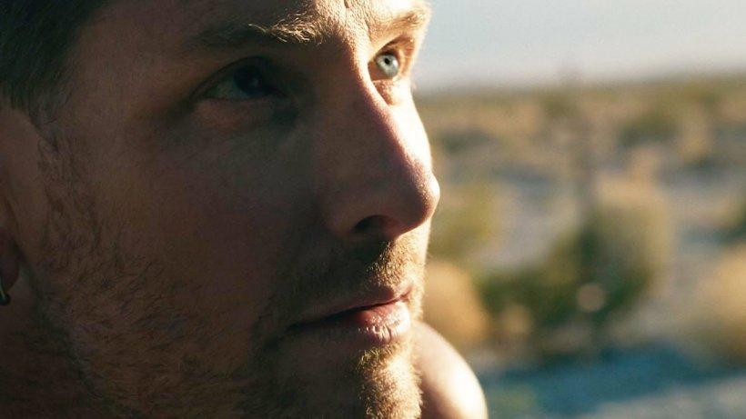 Corey Taylor en Black Eyes Blue