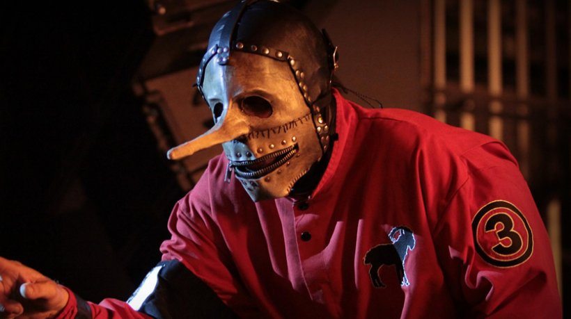 Chris Fehn ex percusionista de Slipknot