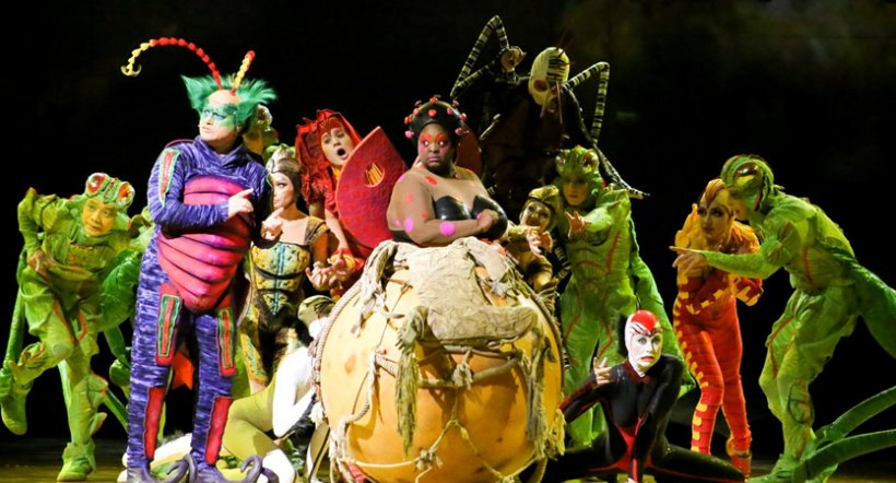 El Cirque Du Soleil llega por primera vez a Medellín