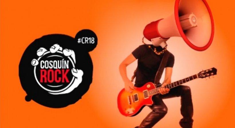 Estos son los horarios del Cosquín Rock Colombia 2018