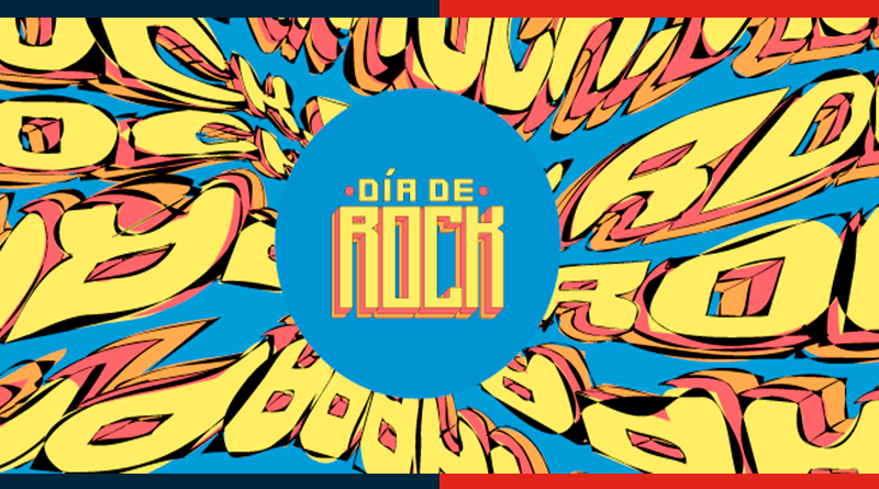 Bandas nacionales e internacionales en el Día de Rock 2019