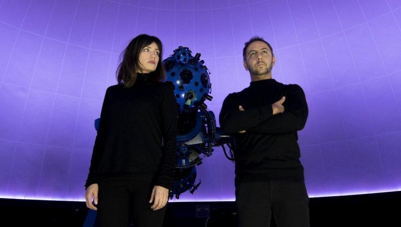 """Marcela Mar y Humberto Busto en """"Constelaciones"""". Foto: Bitácora"""