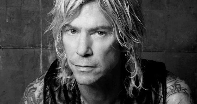 Duff McKagan bajista de Guns N Roses