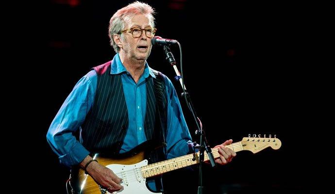 "Eric Clapton presenta ""I Still Do"", su disco número 23"