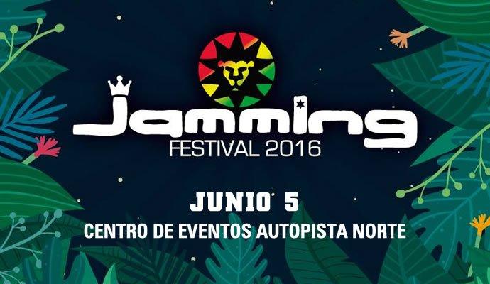 Llega una nueva edición del Jamming Festival