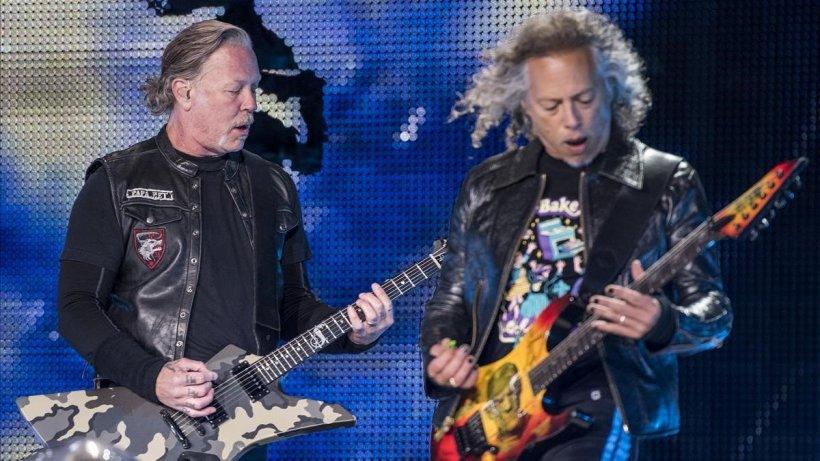 Metallica regresaría a Colombia en 2020