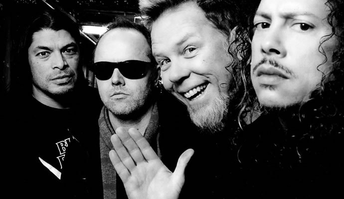 Escogidas las cinco bandas finalistas para tocar con Metallica en Bogotá