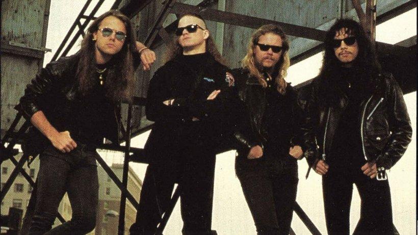 "Metallica presentó en 1991 ""The Black Album"""