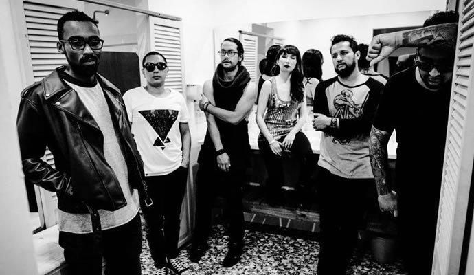 Nawal, banda de rock bogotana