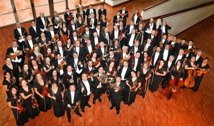 La Orquesta Filarmónica de Bogotá presentará un show especial en Rock al Parque