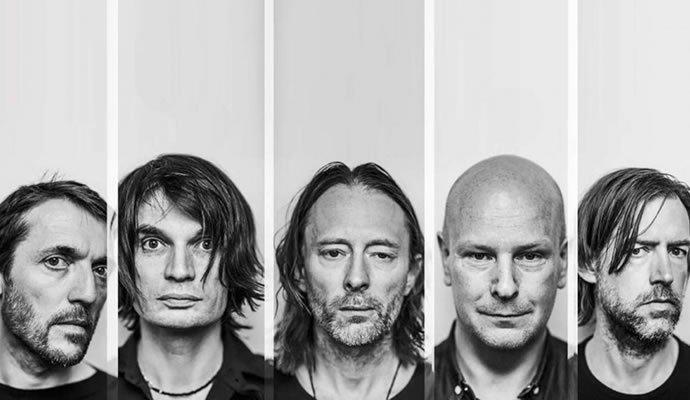 Esta foto hace parte del arte del nuevo disco de Radiohead
