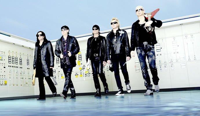 Scorpions celebra 50 años de carrera musical