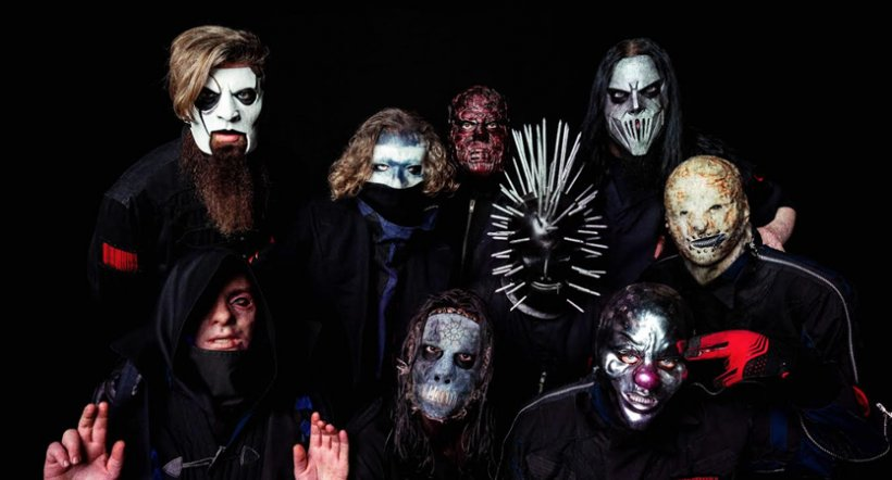 Slipknot con sus nuevas máscaras confirma su regreso a Colombia