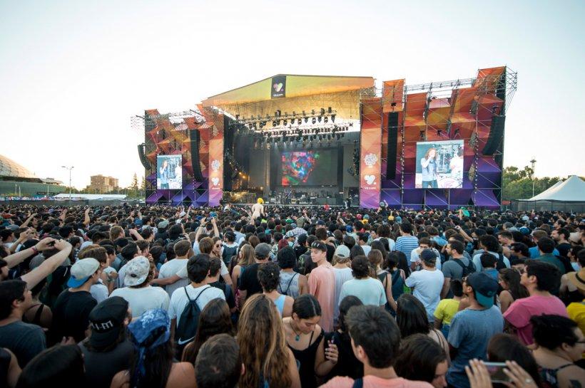 Tame Impala en Lollapalooza 2018 - Foto: RockandPop.cl
