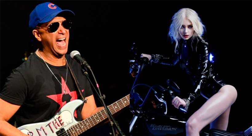 Tom Morello colabora en la nueva canción de The Pretty Reckless